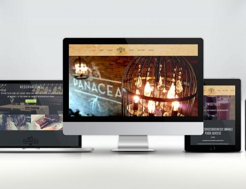 Panacea Restaurant Branding/ Identity / Social Media Campaign