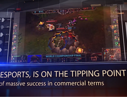E-Sports Power Point to Video Presentation